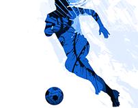 Football Club Posters (Illustrations)
