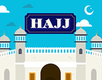 Hajj - An Interactive Journey
