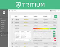 Tritium Branding / UI Design