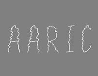 Free Aaric Hand Drawn Font