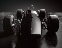 Brabham rendering project.