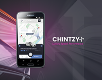 Chintzy: Luxury Car Rental App