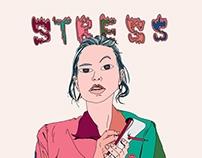 Stress. Ryu hee ryong