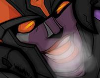 Transformers Elite - Flamewar