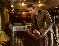 The Orient-Express HAWES & CURTIS