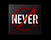 Metallica: Through The Never Packaging
