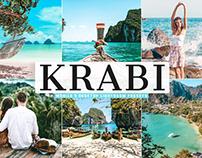 Free Krabi Mobile & Desktop Lightroom Presets