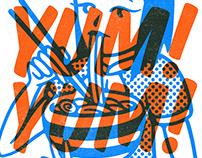May Illustrations