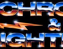 Chrome & Lightning Reel