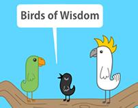 Birds of Wisdom
