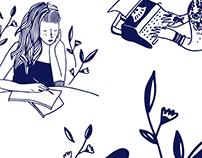 Capa do Livro Novas Contistas Brasileiras