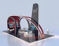 """Musanda"" Exhibition Stand Design - Dubai."