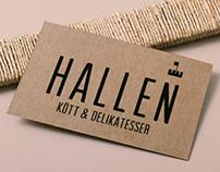 HALLEN - meat & goods