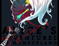 Alices' Adventures in Wonderland - cover