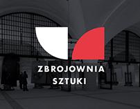 Zbrojownia Sztuki // Signage and Wayfinding