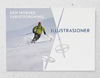 Den Norske Turistforening - Illutrasjoner