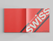 Swiss Style Exhibition Booklet