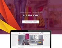 Alesta AVM New Responsive Web Design