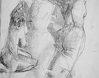 31 Nude Sketch