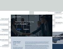 Do-Right Consultants site design