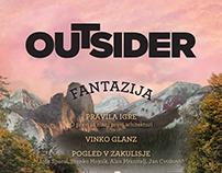 Outsider - Fantazija (cover)