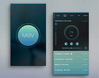 MOV App_UX/UI Design