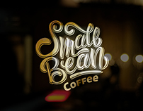 Branding Logo Small Bean Coffee