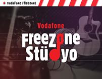 Vodafone FreeZone Stüdyo Web / Mobile Site