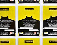 """SK Studio - Identité - film """"Les Anonymes"""""""