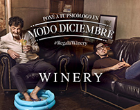 WINERY CAMPAIGN