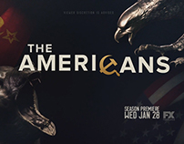 FX - The Americans Ident