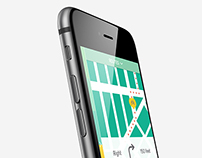 VeloCity: An app for the urban bike commuter.