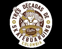Tres décadas de skate en Colombia