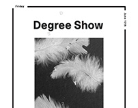 DSPLY 2015: Degree Show Handout