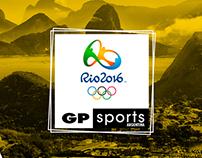 Social Media Campaign / Rio 2016 - GP Sports Argentina