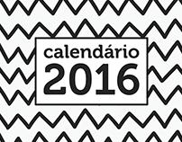Calendário 2016 - Danilo Miguel