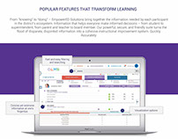Quadrant 4 Learning Management System Web Application