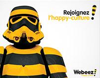 Webeez - L'happy-culture !