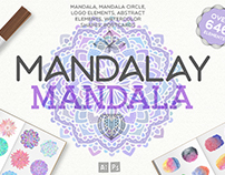 Mandalay Mandala Collection