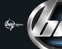 El Barbary Motor Agency Logo