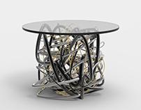 Edge Dining Table On Behance