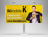 IKI MOBILE | Stationary, Marketing, Packaging,...