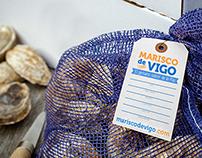 Marisco de Vigo · Branding