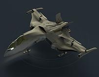 Jet Plane Concept