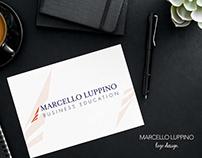 Marcello Luppino Logo Design