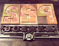 P22 BLOX - Modular Letterpress System