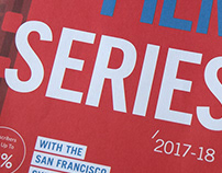 San Francisco Symphony 17/18 Season Film Brochure