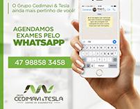 Post Facebook | Grupo Cedimavi & Tesla