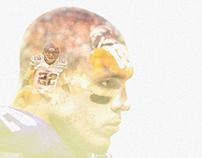 Minnesota Vikings Double Exposure Wallpapers
