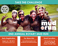 Anthony Rotary Mud Run